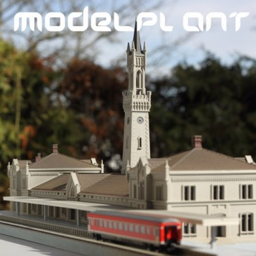 M-0505 Constance Station N Scale